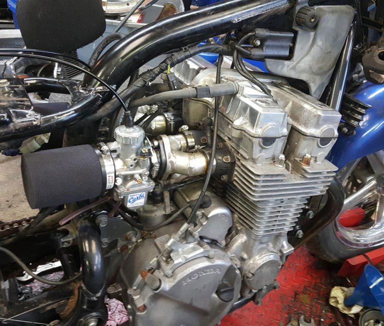 Nighthawk 750 Mikuni Carburetor Kit