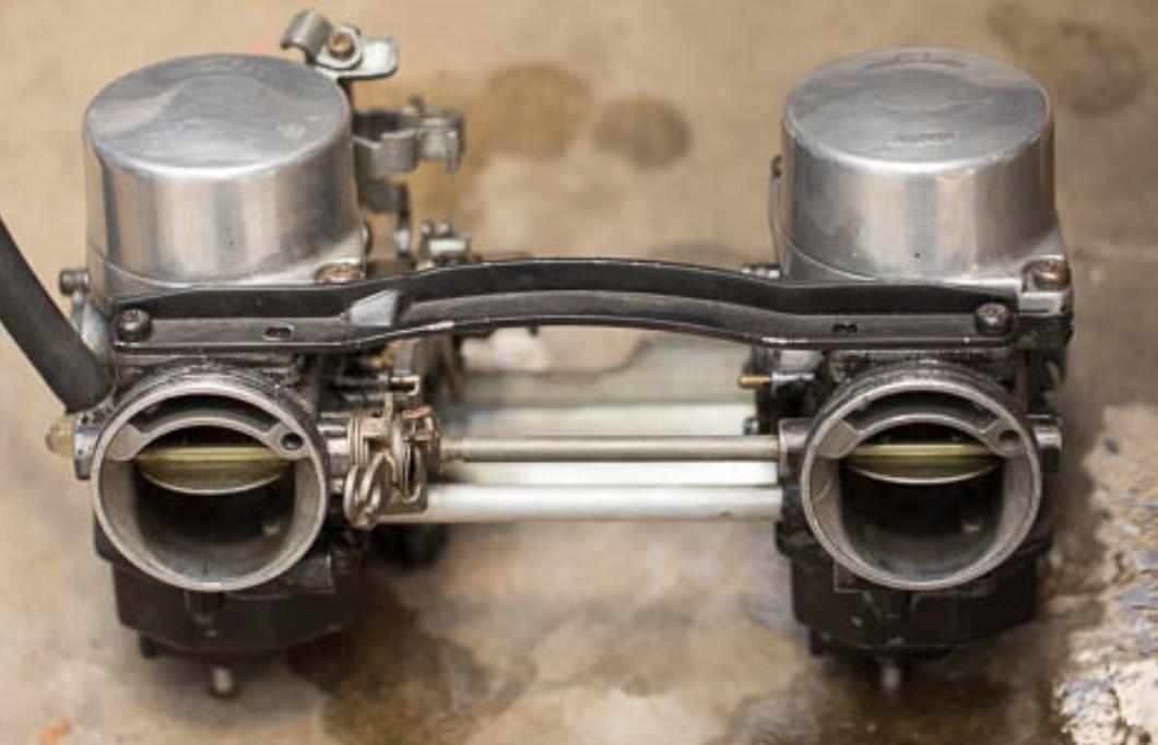 Keihin Carburetors - refurbished - exchange service - for Honda CX500,  GL500, CX650, GL650